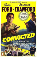 Convicted 1950 DVD - Glenn Ford / Broderick Crawford